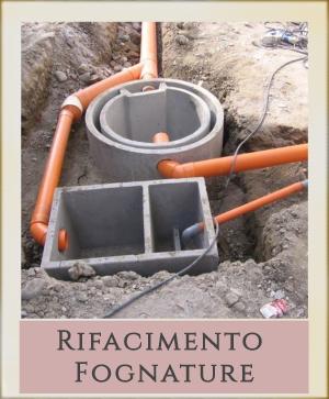 Spurgo Italia - Rifacimento Fognature